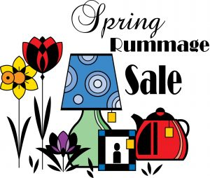 Collecting Rummage Sale Items St Andrew S United
